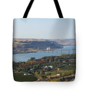 Village Of Maryhill Tote Bag