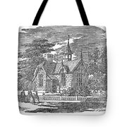 Village Schoolhouse, C1840 Tote Bag