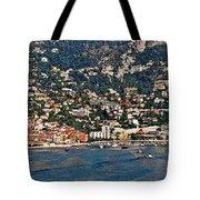 Villefranche Hillside II Tote Bag