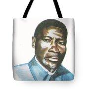 Vincent Mulago Tote Bag