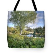 Vines And Trees Tote Bag