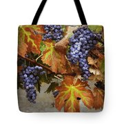 Vineyard Splendor Tote Bag