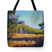 Vineyards At Sarver Tote Bag