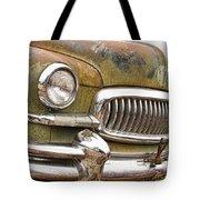 Vintage 1951 Nash Ambassador Front End 2 Tote Bag