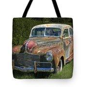 Vintage Automobile No.0488 Tote Bag