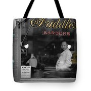 Vintage Barbershop 2 Tote Bag