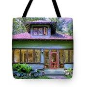 Vintage Craftsman Tote Bag