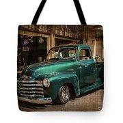 Vintage Green Dream Tote Bag