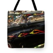 Vintage Metal Tote Bag