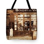 Vintage Paris 4 Tote Bag