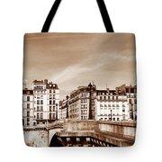 Vintage Paris 8 Tote Bag