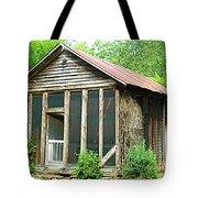 Vintage Pool House Tote Bag