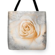 Vintage Rose II Tote Bag