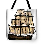 Vintage Sails Tote Bag