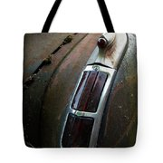 Vintage Tail Light Tote Bag