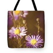 Vintage Violet  Tote Bag