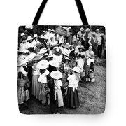 Vintage Workers Tote Bag