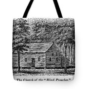 Virginia: Church Tote Bag