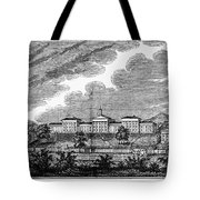 Virginia: College, 1856 Tote Bag