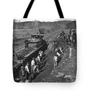 Virginia: Railroad, C1861 Tote Bag