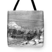 Virginia: Salt Mine, 1857 Tote Bag
