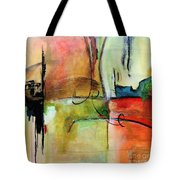 Vision Constructed Tote Bag