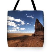 Visions Of Monument Valley  Tote Bag