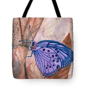 Visualization Butterfly Tote Bag