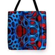 Vital Network II Design Tote Bag