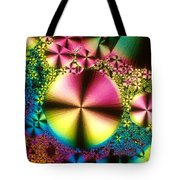 Vitamin B1 Crystal Tote Bag