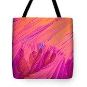 Vitamin E Crystal Tote Bag