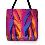 Vitamin E Crystals Tote Bag