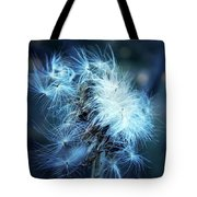 Voice Of A Thistle Tote Bag