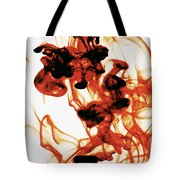 Volcanic Eruption Tote Bag