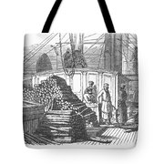 Volga Steamboat Tote Bag