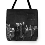 Voting Independence, 1776 Tote Bag