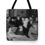 Voting Poll, 1922 Tote Bag