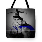 Voyage Tote Bag by Naxart Studio