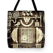 Vulcan Steel Steampunk Tote Bag