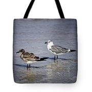 Waders Tote Bag