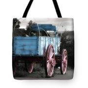 Wagon Ho Tote Bag
