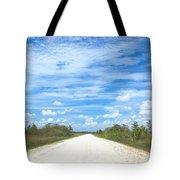 Wagon Wheel Road - 4 Tote Bag