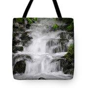 Wahkeena Falls Two Tote Bag