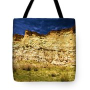 Wahweap Cliff Tote Bag