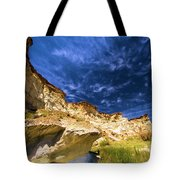 Wahweap Hoodoo Trail Tote Bag