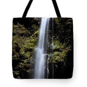 Waikani Waterfall Tote Bag