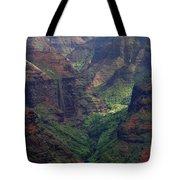 Waimea Canyon 2 Tote Bag