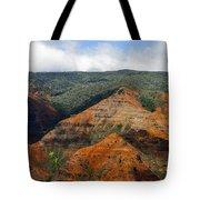 Waimea Canyons Tote Bag