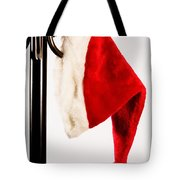 Waiting For Christmas Day Tote Bag