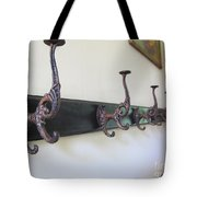 Waiting For Company Tote Bag